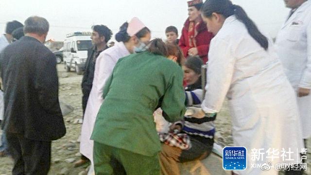 新疆塔什库尔干县地震已造成8人死亡 789人受灾