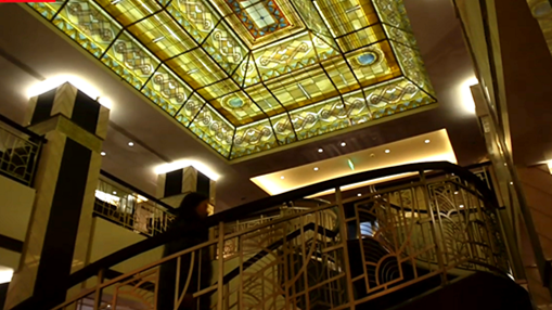 老字号新气象 | 中国第一家华人设计、华商投资的饭店:扬子饭店挖掘酒店文化吸引众多境外游客