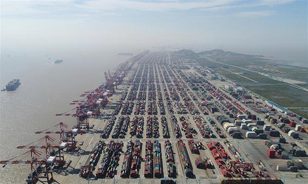 """""""一带一路""""上的上海企业:上港加快""""新丝路""""布局"""