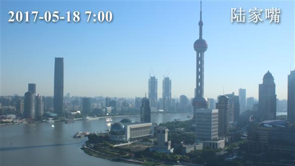 今日申城晴天持续 最高29度早晚温差超10度