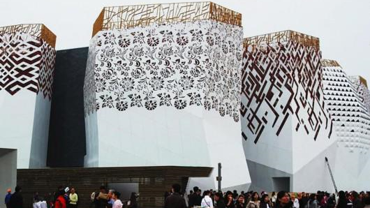 世博文化公园将新建一座世界级温室花园