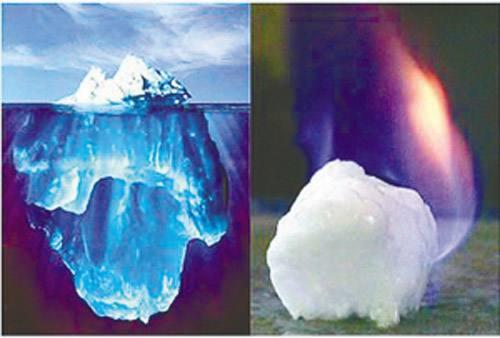 中国首次海域可燃冰试采成功 中共中央、国务院发贺电