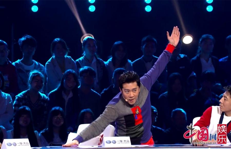 出彩中国人 蔡国庆秀功夫 与李连杰竟是师兄弟