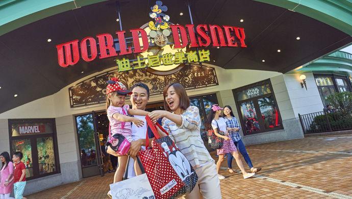 上海迪士尼迎来第1000万名游客  6月16日将举办奇妙一周年庆典
