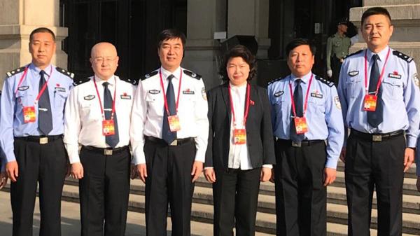 参加完表彰大会  上海公安英模代表们这样说……