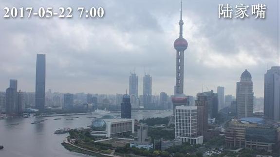 上海今天最高28度 18日入夏几无悬念 周末再冲刺30℃