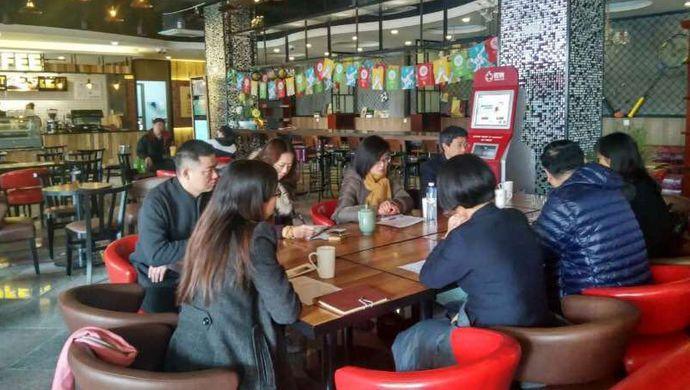 与4家非食品类商户签约 浦东洋泾羽山路诚信经营示范街再升级