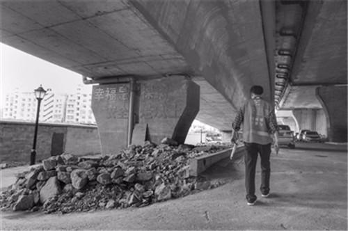 建停车场!瓯越大桥桥下空间长效管理难题可破解?