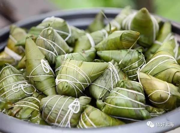 上海最好吃的粽子名单出炉!咸甜粽子各有好搭档!