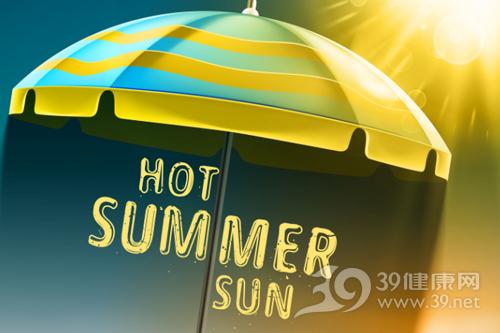 夏季怎样挑选一把合适的太阳伞?注意4个要点