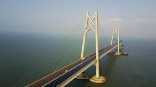 香港特区政府回应港珠澳大桥香港段混凝土测试涉嫌造假事件