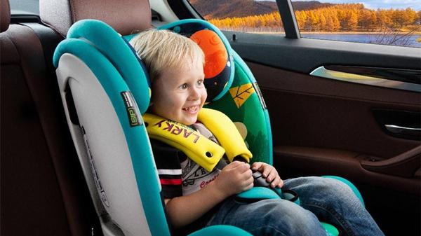 每个家长必须知道中消协提示使用儿童安全座椅的四大误区