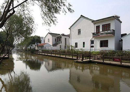 上海评定出45个市级美丽乡村示范村