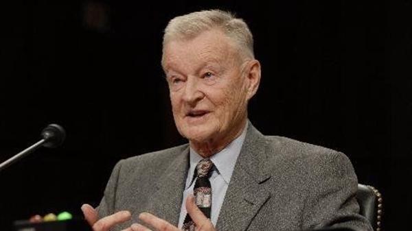美国前总统国家安全事务助理布热津斯基去世
