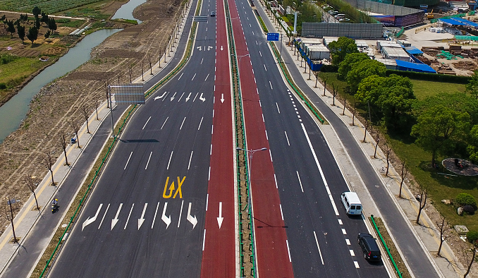 奉贤南桥居民看过来!浦星公路改建主体工程明日正式通车