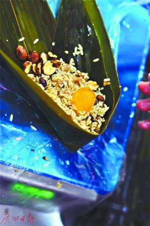 藏身水乡里的广东粽子 恪守传统的老配方却不掩粽子香