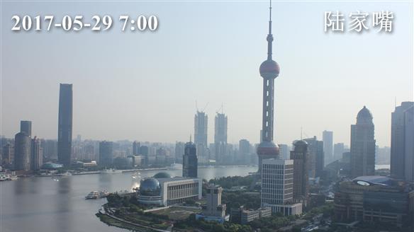 今日申城晴到多云 最高温度32度