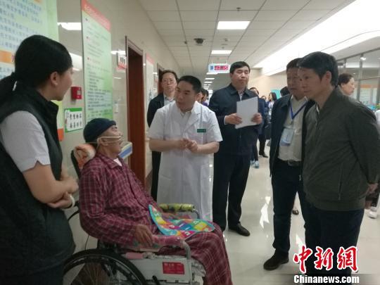 通讯:大庆市探索医养结合,让住养老人安度晚年