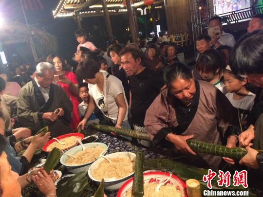 浙江遂昌办端午盛会 望打造传统年节复兴示范地