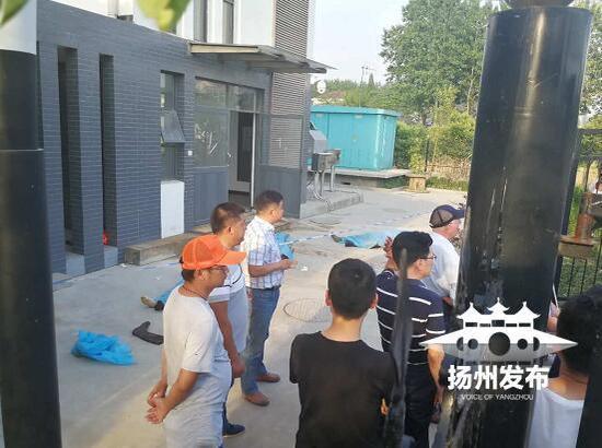 悲剧!扬州一污水站3人气体中毒身亡 一人重伤仍在抢救