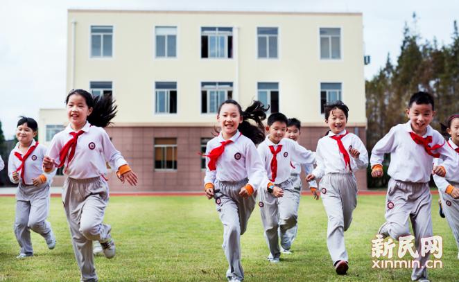 奉贤新一轮集团化办学启动 优秀教育资源将覆盖南上海