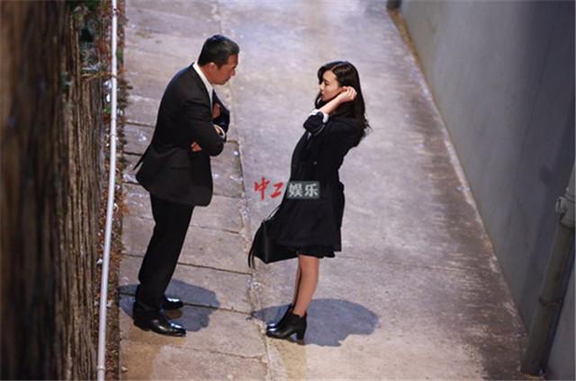 """《卧底归来》将收官 傅晶林申默契十足观众难舍""""卧底cp""""图片"""