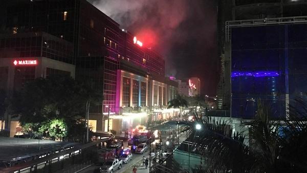 IS两度认领菲律宾酒店袭击案 菲官方数次澄清:这是抢劫案