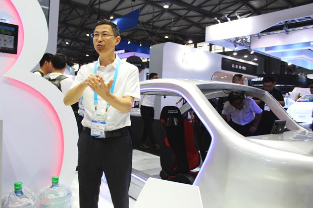 赛格导航携汽车智能网联系统解决方案亮相CES ASIA 2017