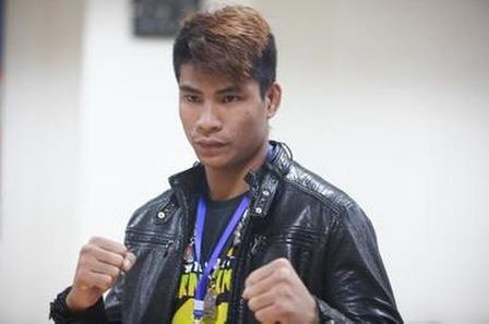 傅敏伟受邀任MMA全国大赛仲裁