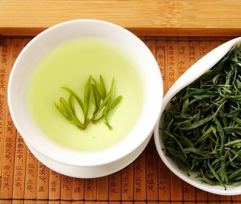 绿茶摊青的原理_青柠绿茶