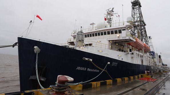 """中国第三次南海大洋钻探告捷 历时4月解""""南海形成""""之谜"""