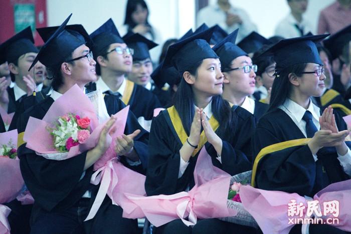 上海枫叶国际学校,155名毕业生收到610份国外名牌大学通知书