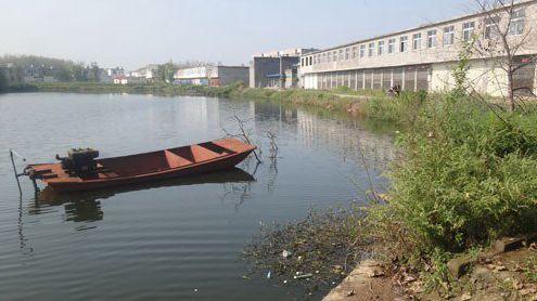 金山枫泾65岁老伯勇救落水妇女 获救者送酬金被婉拒