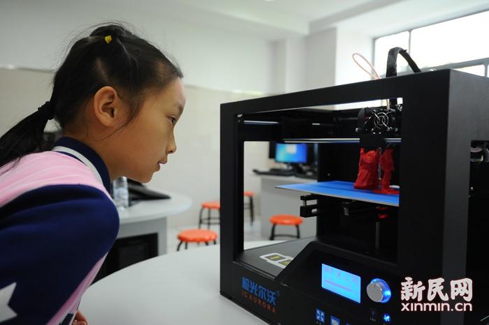 走进职业启蒙课堂埋一颗梦想的种子——上海市学生职业体验日活动打开职业这扇窗