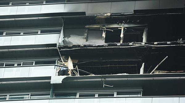 杭州千万豪宅纵火案:女主人曾借10万给保姆