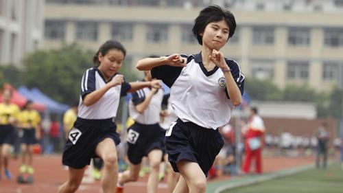 相较日本儿童青少年 中国孩子身高体壮但欠灵敏性