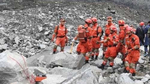 茂县山体垮塌4名遇难者身份已确认 仍有93人失联