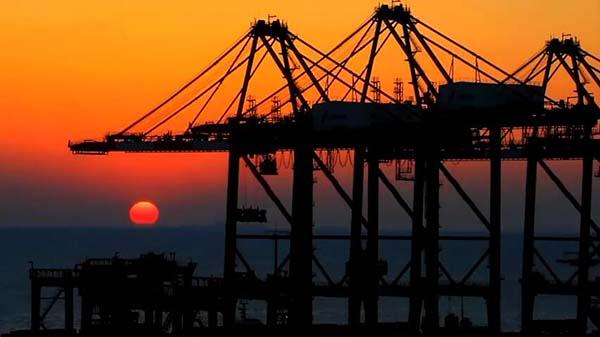 上海国际航运中心建设硕果累累 集装箱吞吐量连续7年世界第一