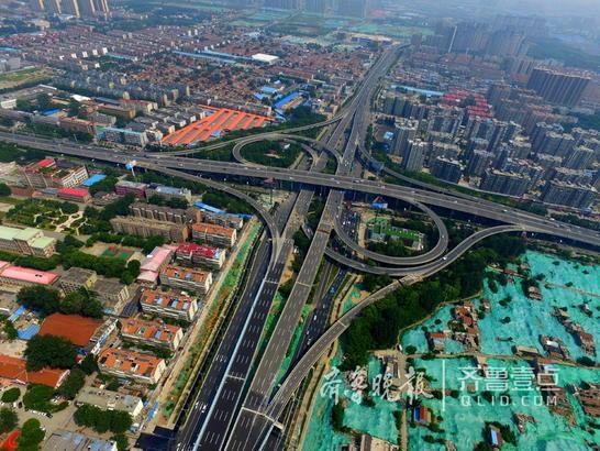 今晚24点,济南这三座立交桥要恢复通车
