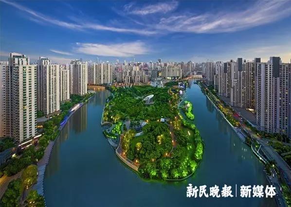 阅读上海100胜 3 | 梦清苏河 临窗揽胜  一河清水梦苏州