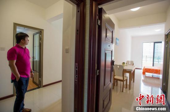 武汉推出首批大学生人才公寓 拎包入住