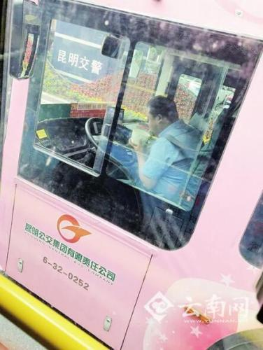 武陟县ZENL品牌男装贵吗昆明一公交司机等红灯时吃饭遭质疑 车队回应