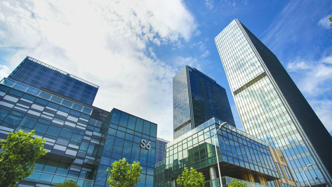 阅读上海100胜 11 | 浦江十景之风起前滩 产城融合 再造一个陆家嘴