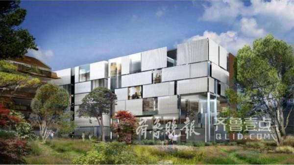 """青岛""""艺术家的花园""""入围世界建筑节,中国唯一入围"""