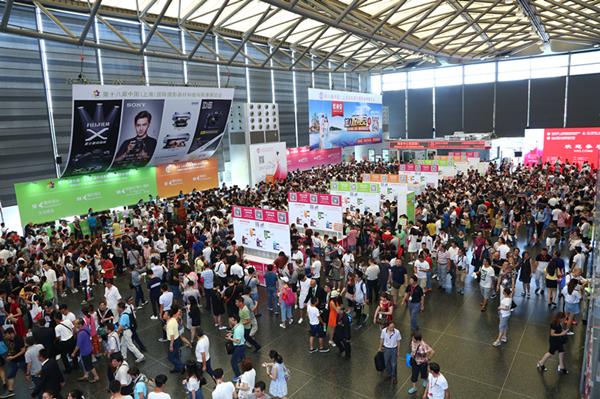 上海婚纱摄影器材展举行 三展联手创全球同类第一