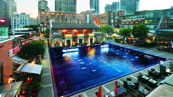 阅读上海100胜 14 | 浦江十景之水门新颜 十六铺老码头起航文创新旅程