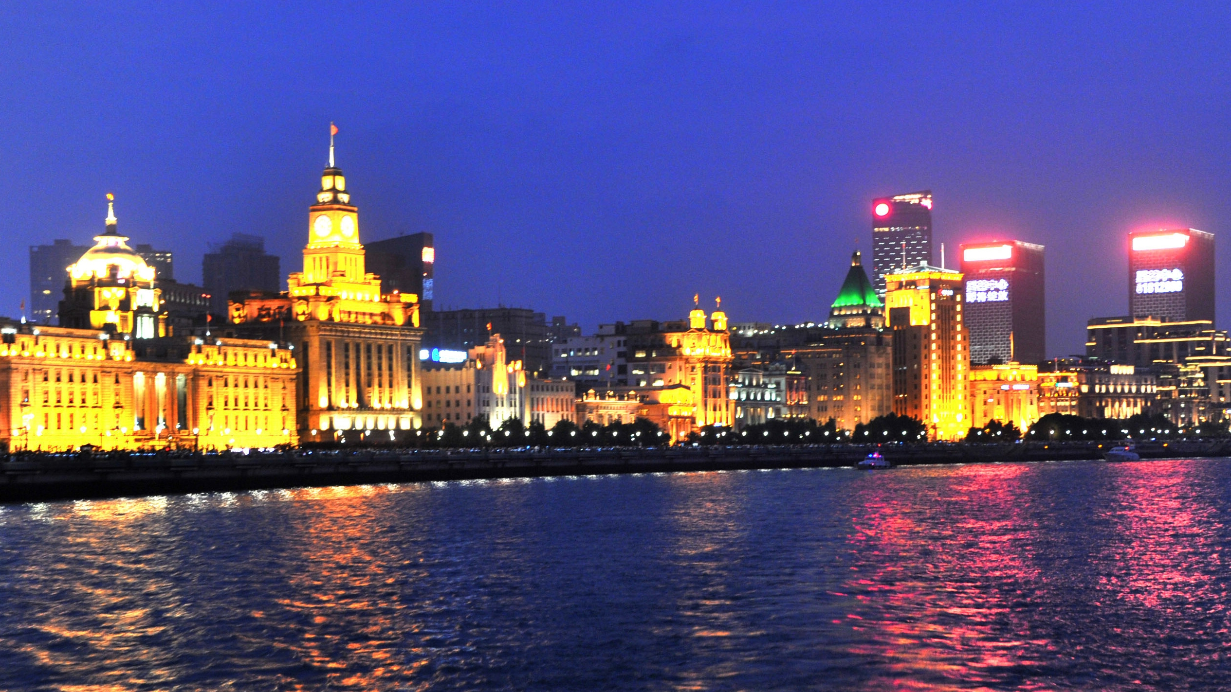 阅读上海100胜 15 | 浦江十景之金色外滩 百年地标 心怀梦想再出发