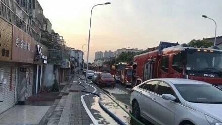今天凌晨江苏常熟一民房发生火灾 已致22人丧生