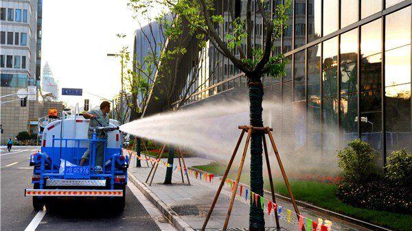 今天申城依旧37℃ 下半周最高温或冲击40℃ !