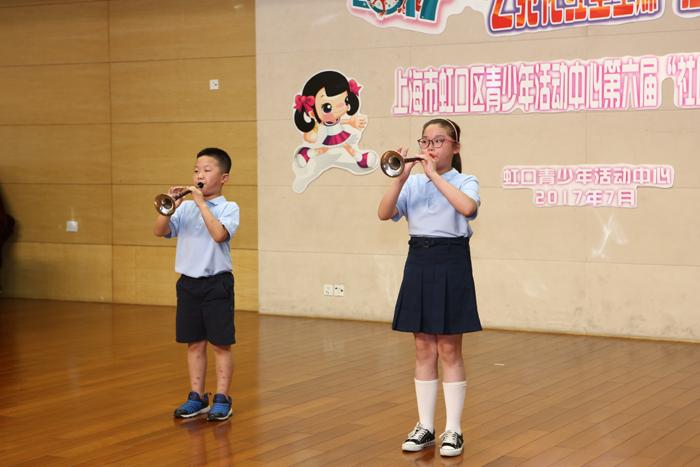 """吹唢呐""""回归""""学生爱好  传统文化教育让稀缺民乐项目变普及"""